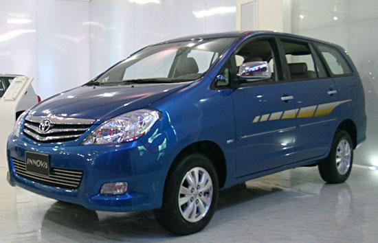 Xe 7 chỗ Innova